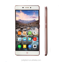 naked eye 3d smartphone, android 5.1 octa-core mobile phone with dual sim card, support 4g, made by ZTE