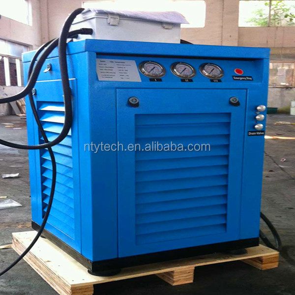 Home use 2nm3/h low specific power cng natural gas compressor