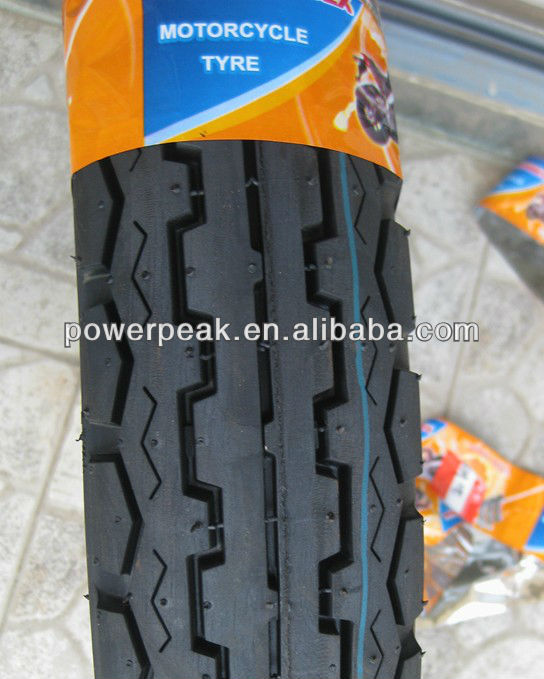 3.60/18 tires motorcycle 360/18 motos tyre POWER DURO