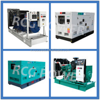 Chinese factories Powered by Perkins Engine Diesel Generators for sale