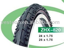 Bicycle tyre 26x1.75
