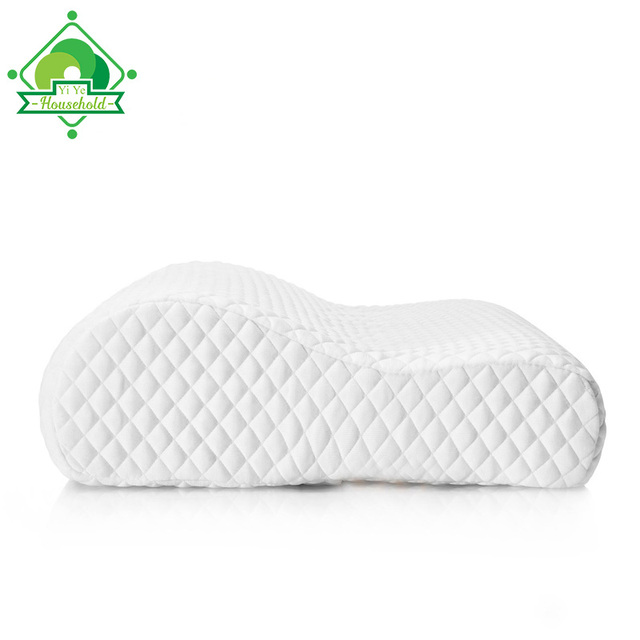 Best selling memory foam chips pillow memory foam bamboo pillow massage table face pillow