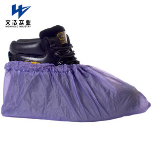 Cheap Discount Disposable PE Shoe Cover / Waterproof Plastic Overshoe