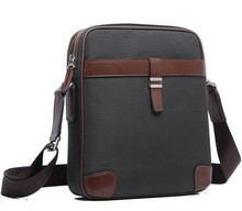High Quality Light Weight Classic Leisure Cheap Waterproof Nylon Bag Messenger