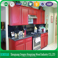 oppein affordable modern kitchen cabinet for project