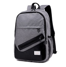 Waterproof fashion nylon fabrice color life gift backpack bags for teenage boys and girls