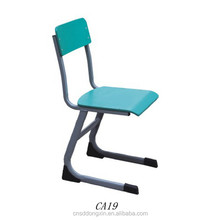 Multifunctional chair plywood with firproof inron steel
