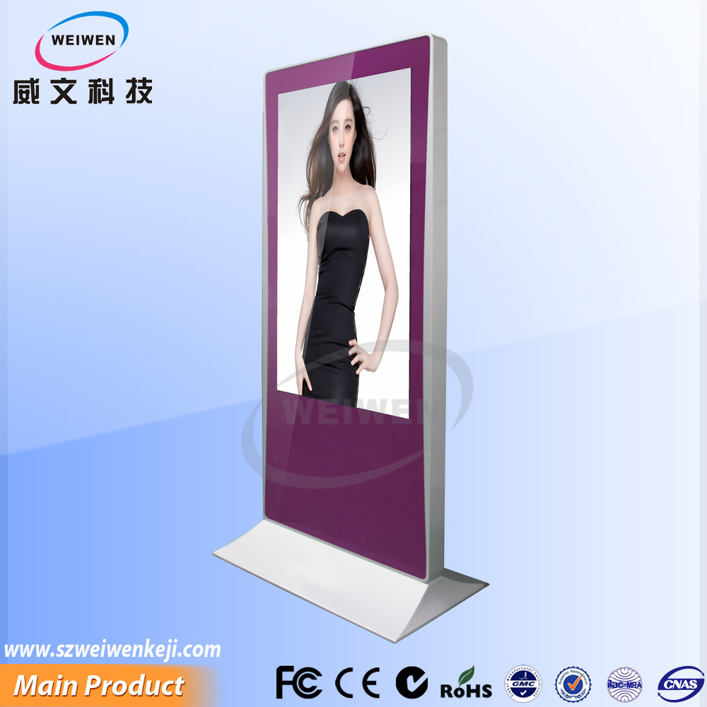 55 inch china new product for sale indoor Android systme retail lcd display digital player barbershop or restaurant used