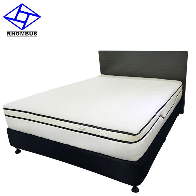 Hybrid Spring Latex Top Memory Foam Hilton Hotel Mattress T008 - Jozy Mattress | Jozy.net