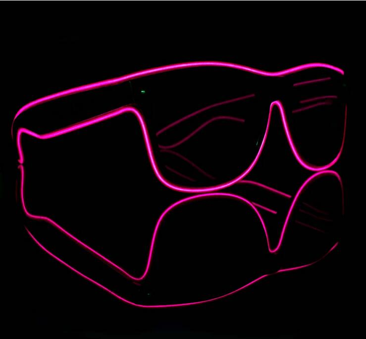 2017super cool led light sunglasses, festival sunglasses