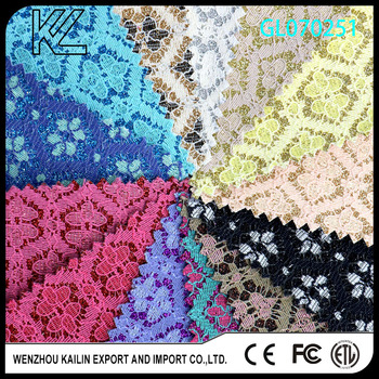 GL070251 Chunky glitter fabric with flower design for shoe upper Pattern Design Material pu leather