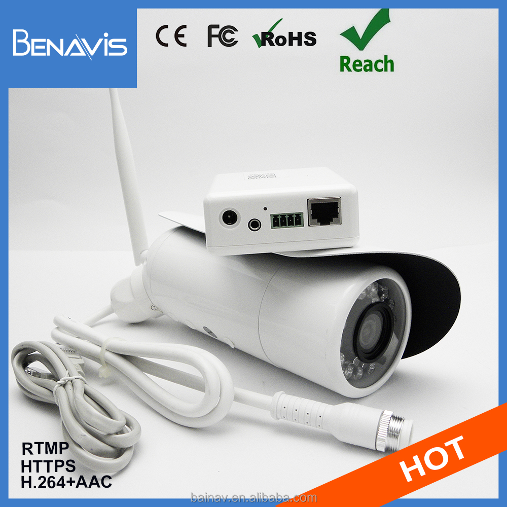 Outdoor Cctv Long Distance Wireless 220V Memory Card Security Camera