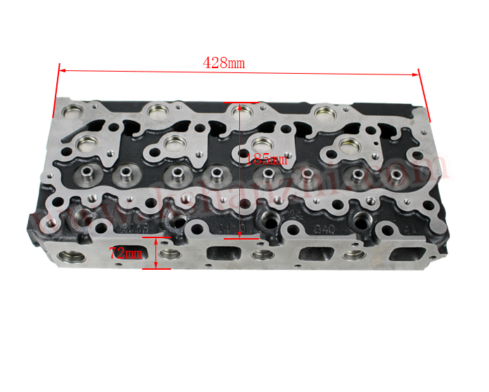 Forklift Spare Parts High Quality Diesel Engine Cylinder Head for V2403