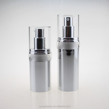 30ml 50ml acrylic airless pump bottle for cosmetic packaging