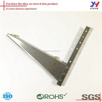 oem odm customized tv wall mount with shelf/lcd tv wall mount
