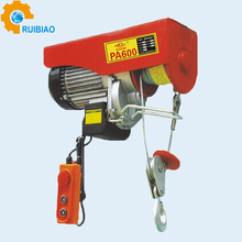 Best selling construction products mini electric crane hoist