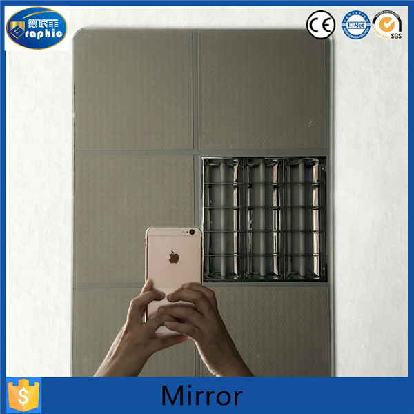 Sheet glass aluminium picture frame picture frame mirror of 1mm thick