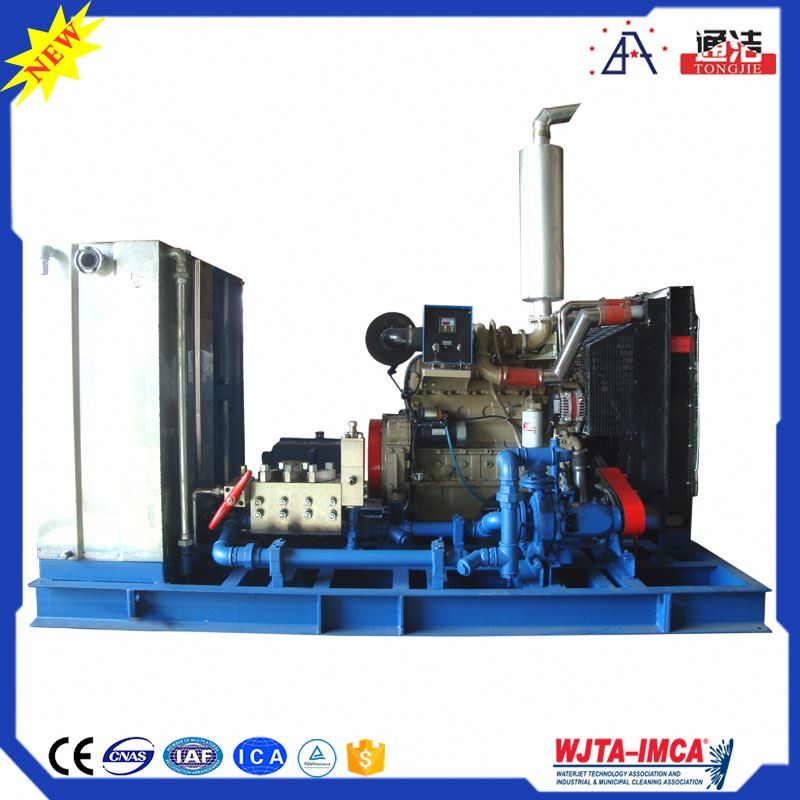 New Type High Power Cleaning Equipment High Pressure Fuel Pump