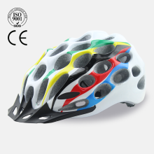 In-mold Bicycle Helmet , carbon mtb CE bike helmet, adult cycling helmets bicycle parts accessory(FT-12)