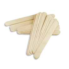 Hot sale disposable sterile dental wooden spatula