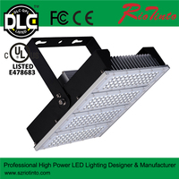 High Lumens Dimmable TUV UL DLC SAA retrofit led replacement for 250 watt metal halide