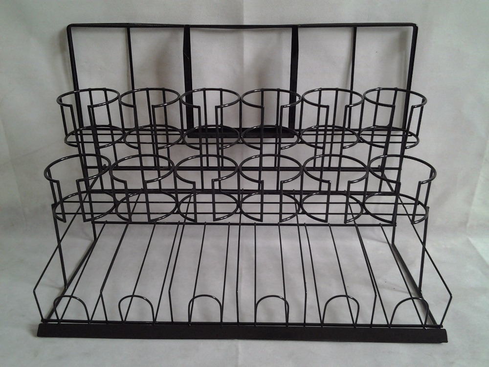 Countertop Food Storage Metal Rack Wholesale Display Stand Supplier From China