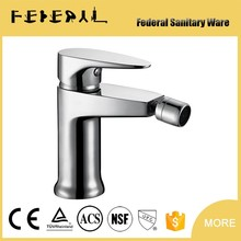 European Market Hot Sales Quality Single Lever Gold Plated Deck Mounted Bidet Faucet