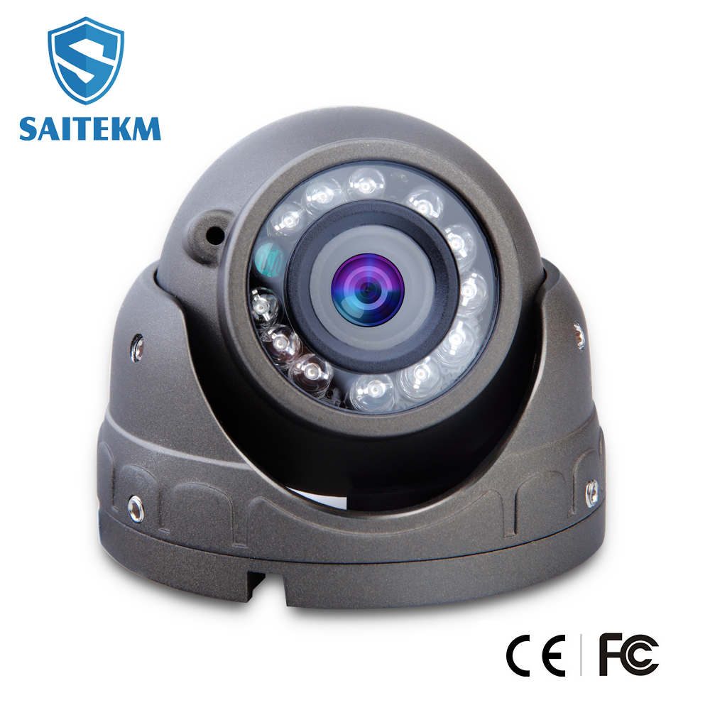 960P 1080P AHD Car Car Camera CMOS Mini Waterproof Dome Camera