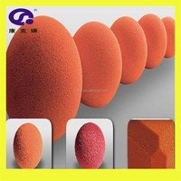 putzmeister concrete pump parts sponge ball for pipe cleaning