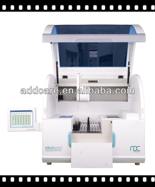 HIV HBV HCV immunology test equipment CE FDA