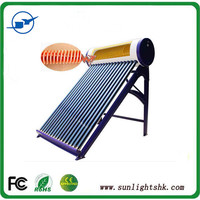 30 Tubes Solar Water Heater,Solar Geyser for Home Water Heating 300L