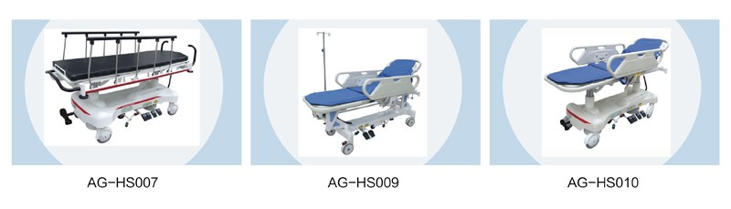 urgent care stretcher
