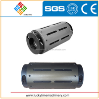 Pneumatic adapter for air shaft