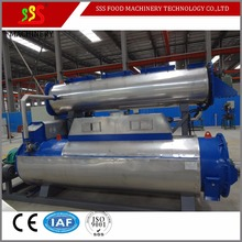 Mini animal feed machinery fish meal processing machine for sale