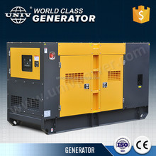 Hot sale denyo design soundproof diesel generator 32kw/40kva