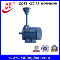 china explosion electric motor for fan 3kw ac 3 phase motor 710r/min