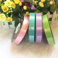 Factory Custom Valentines Day Florist Ribbon For Wishes