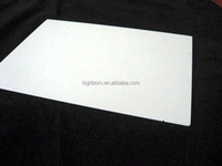 Big alumina plate industrial ceramic board