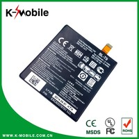 Replacement 2300mAh EAC62078701 Genuine Capacity Battery For LG Nexus 5 D821 BL-T9 Battery