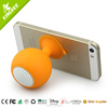 Hot sale portable mini wireless bluetooth speaker for digital devices with suction cup