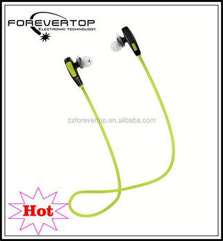 Different color to choose oricore sports stereo bluetooth earphone