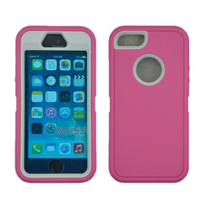 n stock with cheap price cell phone mesh case robots shell for iphone se 5s