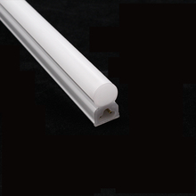 2 years warranty 4w-18w 30cm 60cm 90cm 120cm plastic t5 led tube lamp holder with factory