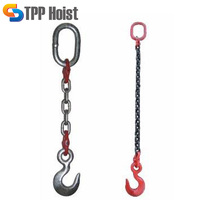 Colour Painted Chain Slings