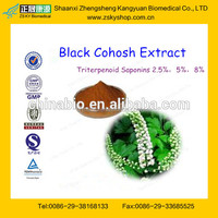 Low Price Black Cohosh Extract /Cimicifuga Racemosa Extract with High Quality