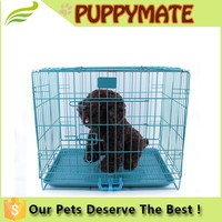 Folding Dog Crate, Folding Dog Cage, Dog House large cage/small cage