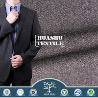 Keqiao OEKO-TEX Polyester viscose Polyester rayon fabric for men suits