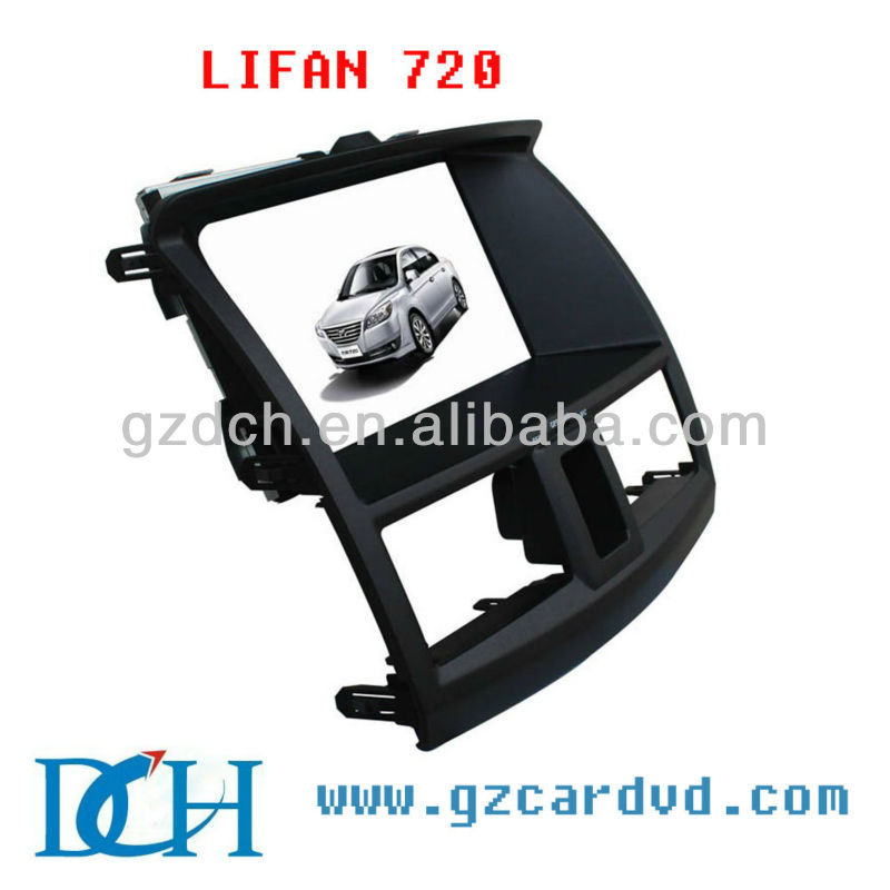 dvd car audio navigation system for LIFAN 720 WS-9433
