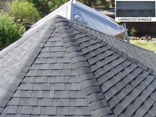 Professional laminated asphalt roofing shingles prices,shingle roof for house design