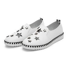 Fashion Piano Key Black White The Fisherman Casual Dress Shoes Sale Online For Girls